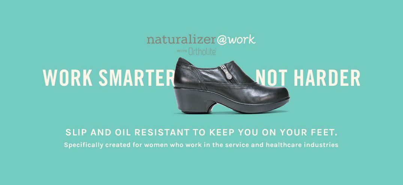 Naturalizer@work