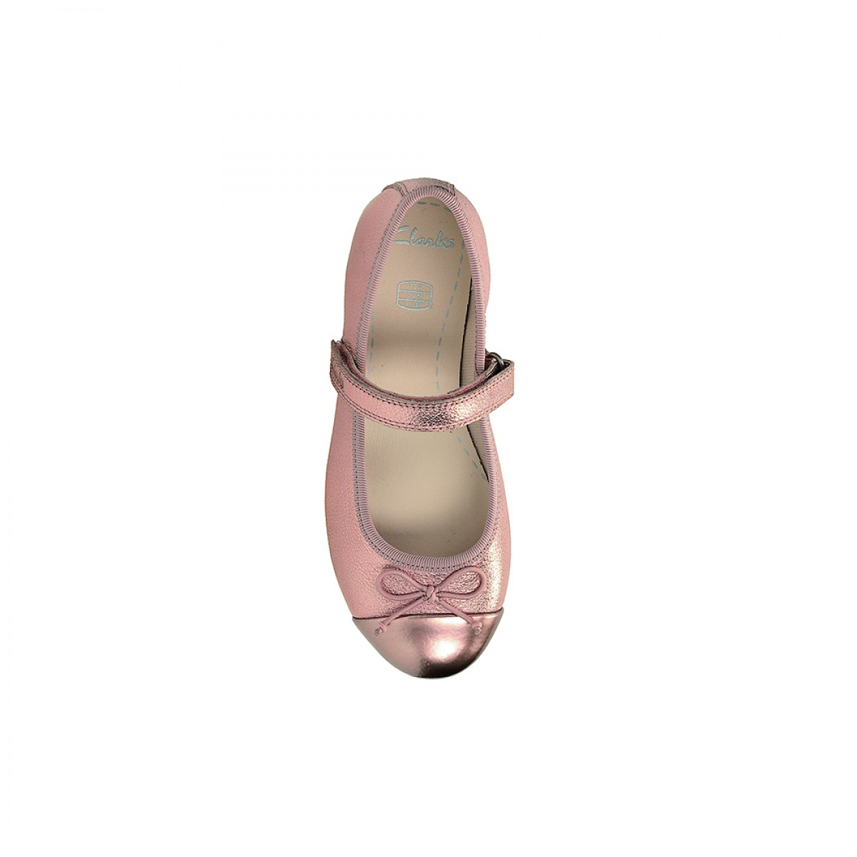 Clarks Rose Gold Shoes