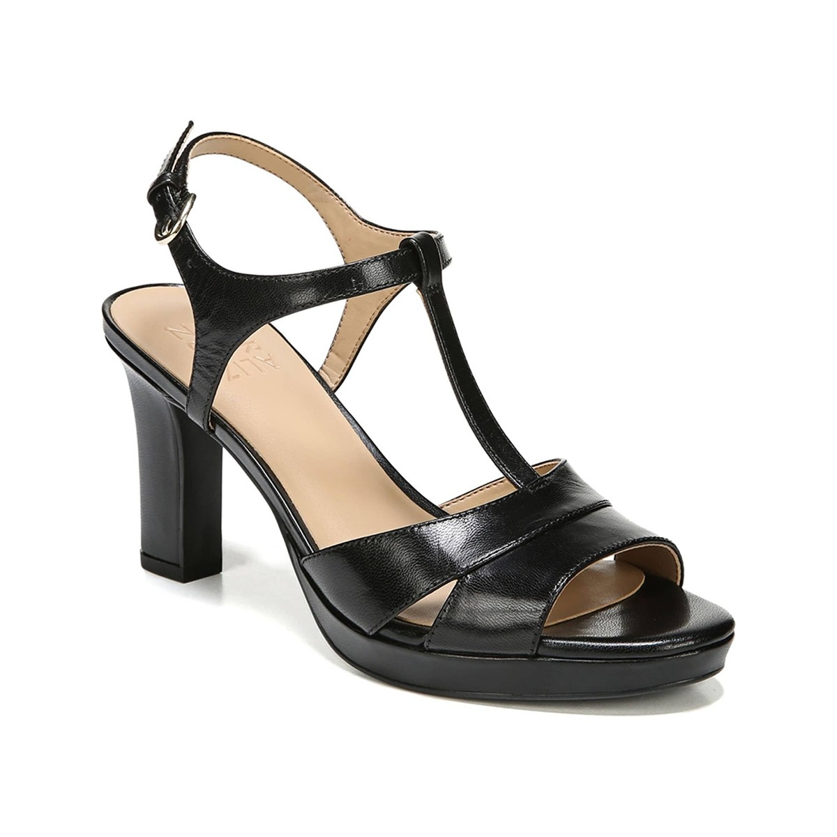 NATURALIZER FINN BLACK - Sandals