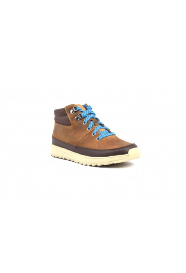 CLARKS JAXTON RUN *LP* TAN