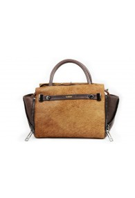BOTKIER LEROY SATCHEL BROWN
