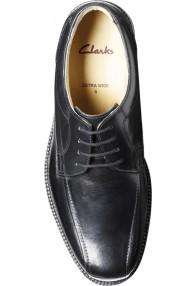 CLARKS BRAVO STRIDE BLACK
