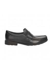 CLARKS CORRIS STEP BLACK
