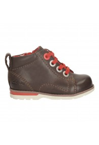 CLARKS DABI KITE BROWN