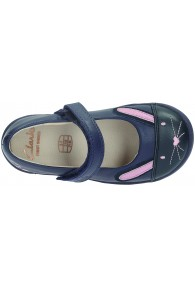 CLARKS IVA BUNNY *LP* NVY