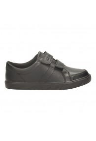 CLARKS LOXTON WAY BLACK