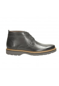 CLARKS NEWKIRK TOP *LP* BLK