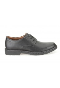 CLARKS STRATTON WAY BLACK