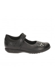 CLARKS TRIXI CANDY BLACK