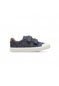 CLARKS COMIC COOL NAVY