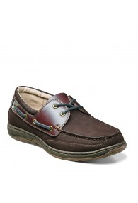 NUNN BUSH OUTRIGGER DARK BROWN