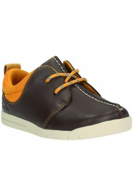 CLARKS CRAZY BUZZ *LP* BRN