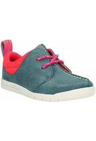 CLARKS CRAZY BUZZ NAVY