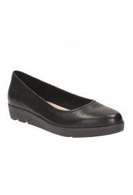 CLARKS EVIE BUZZ BLACK