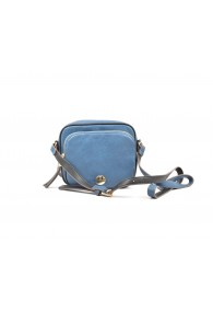 FRANCO SARTO GARDEN CROSSBODY DENIM