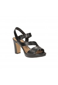 CLARKS JENNESS SOOTHE BLACK