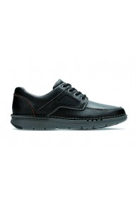 CLARKS UNNATURE TIME BLACK