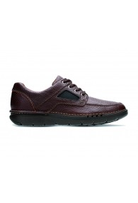 CLARKS UNNATURE TIME BROWN